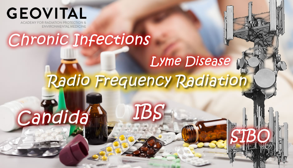 Is wireless RF technology driving chronic infections, like